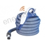 Complete central vacuum cleaner GDA Wi 2-100 B